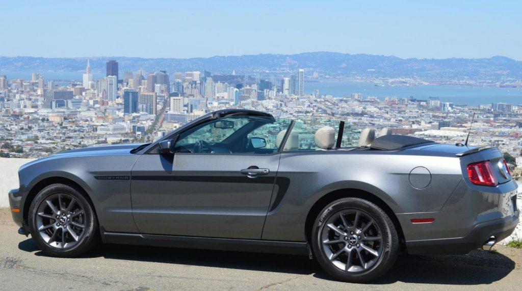 Sur les hauteurs de San Francisco...