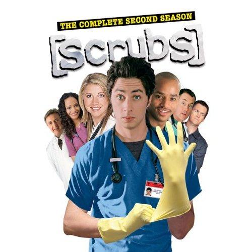Scrubs, saison 2
