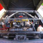 Le compartiment moteur est également révisé.