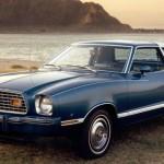 Lors de l'achat de la Mustang II, le projet cible était celui-ci (face avant)